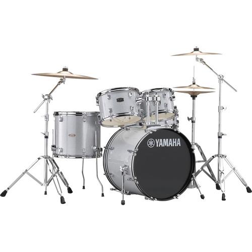 Yamaha RDP0F5 Rydeen Drum Kit (Silver Glitter)