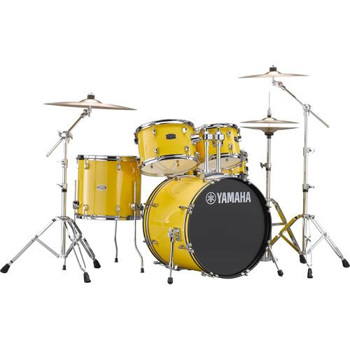 Yamaha RDP0F5 Rydeen Drum Kit (Mellow Yellow)