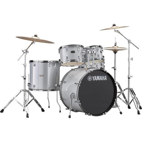 Yamaha RDP2F5 Rydeen Drum Kit (Silver Glitter)