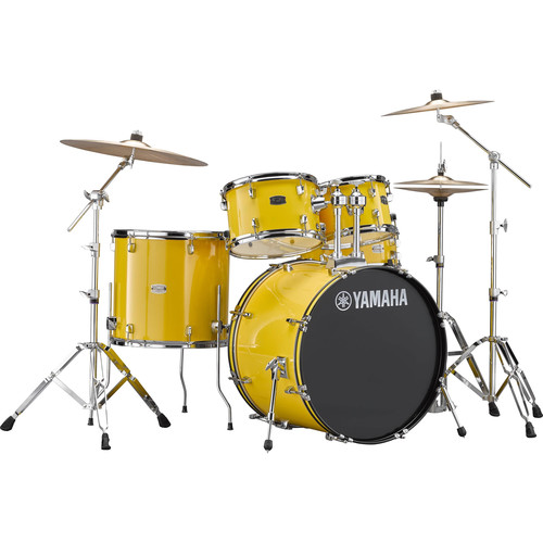 Yamaha RDP2F5 Rydeen Drum Kit (Mellow Yellow)