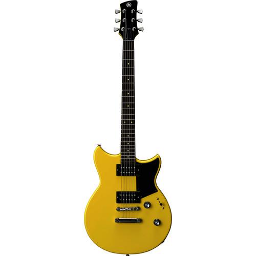 Yamaha Revstar RS320 Electric Guitar Starter Kit (Stock Yellow)
