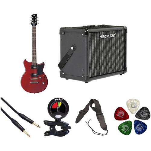 Yamaha Revstar RS320 Electric Guitar Starter Kit (Red Copper)