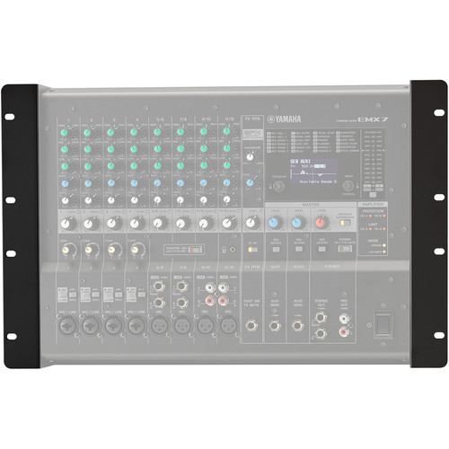 Yamaha RKEMX7 Rack Mount Kit