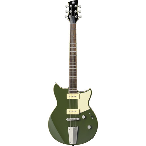 Yamaha Revstar RS502T Electric Guitar (Bowden Green)