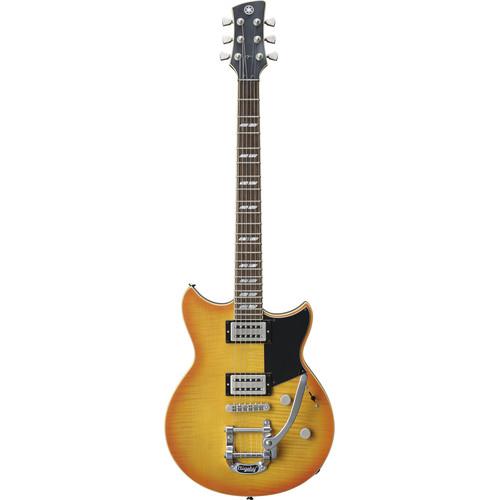Yamaha Revstar RS720B Electric Guitar (Wall Fade)