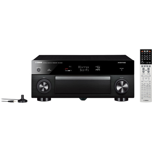 Yamaha AVENTAGE RX-A1030 7.2-Channel Network AV Receiver
