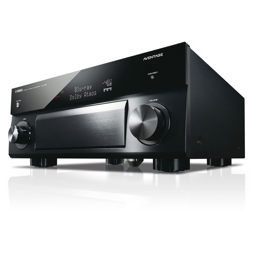 Yamaha AVENTAGE RX-A1060BL 7.2-Channel Network A/V Receiver