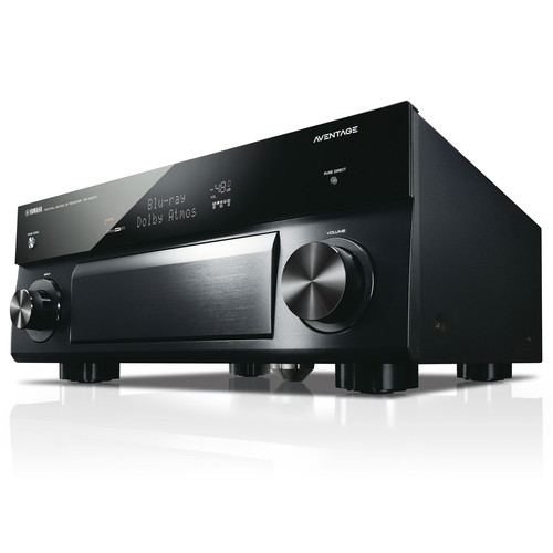 Yamaha AVENTAGE RX-A1070 7.2-Channel Network A/V Receiver