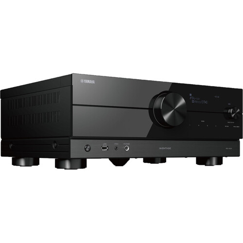 Yamaha AVENTAGE RX-A2A 7.2-Channel Network A/V Receiver with MusicCast