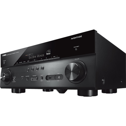 Yamaha AVENTAGE RX-A780 7.2-Channel Network A/V Receiver