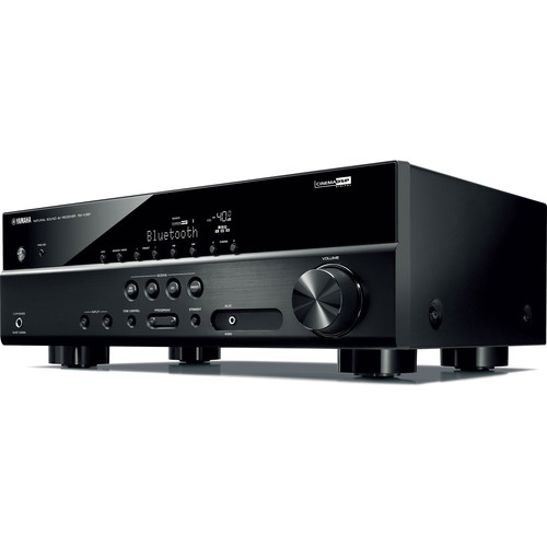 Yamaha RX-V381 5.1-Channel A/V Receiver (Black)