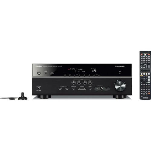 Yamaha RX-V475BL 5.1-Channel Network AV Receiver