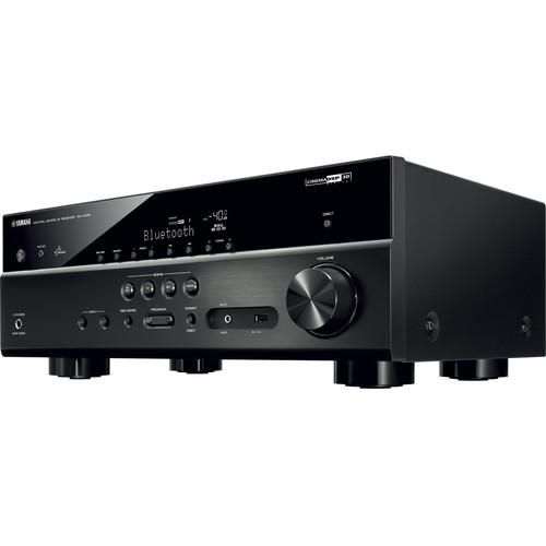 Yamaha RX-V479BL 5.1 Ch. 3D 4K Ultra HD A/V Receiver