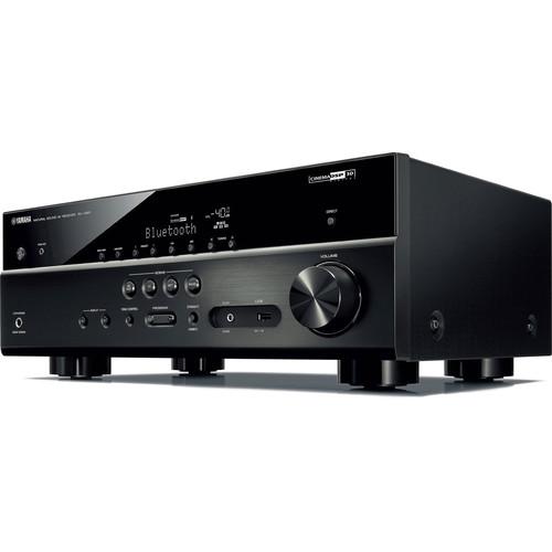 Yamaha RX-V481 5.1-Channel Network A/V Receiver (Black)
