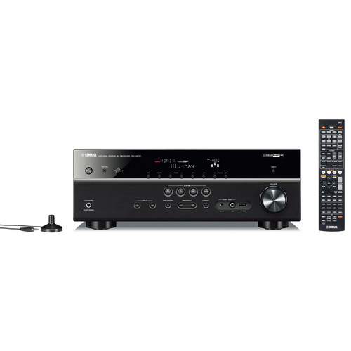 Yamaha RX-V575BL 7.2-Channel Network AV Receiver
