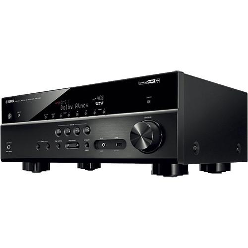 Yamaha RX-V581 7.2-Channel Network A/V Receiver (Black)