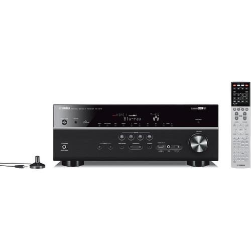 Yamaha RX-V675BL 7.2-Channel Network AV Receiver