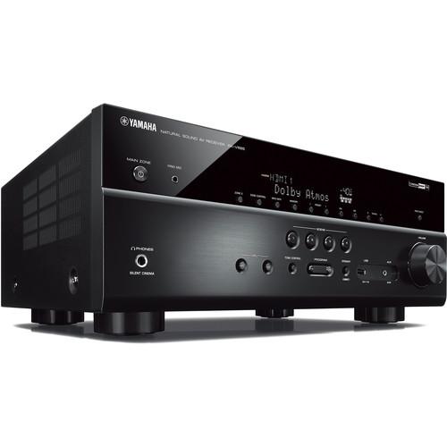 yamaha rx v685 7 2 channel musiccast a v receiver rx. Black Bedroom Furniture Sets. Home Design Ideas