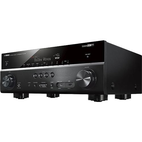 Yamaha RX-V781 7.2-Channel Network A/V Receiver (Black)