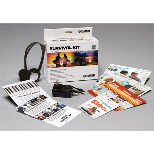 Yamaha SK A2 Survival Kit - Accessory Package for Portable Keyboard