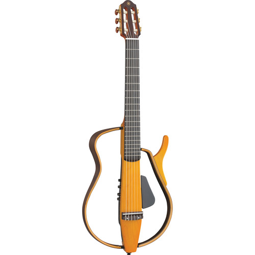 Yamaha SLG130NW Classical Style Silent Guitar (Natural)