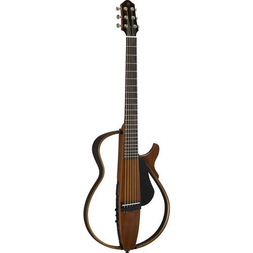 Yamaha SLG200S Steel-String Silent Guitar (Natural)
