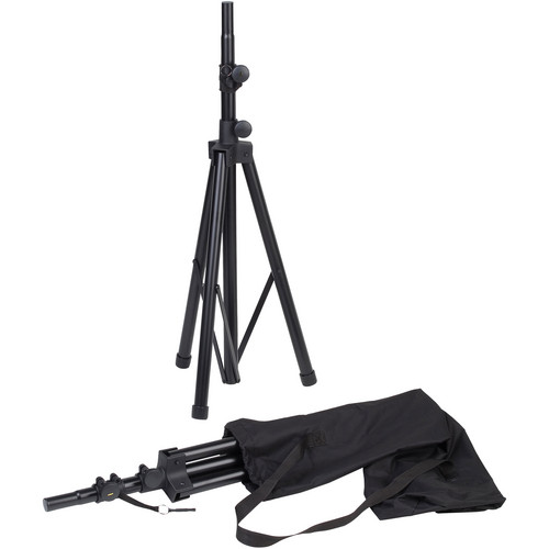 Yamaha Aluminum Tripod Stands - 1-Pair With Bag