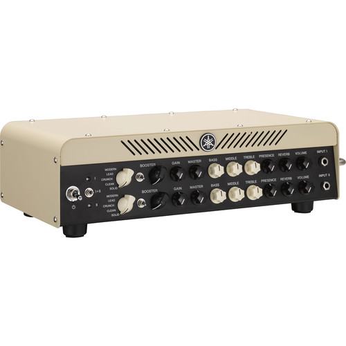 Yamaha THR100HD 100W Guitar Dual Amplifier Head