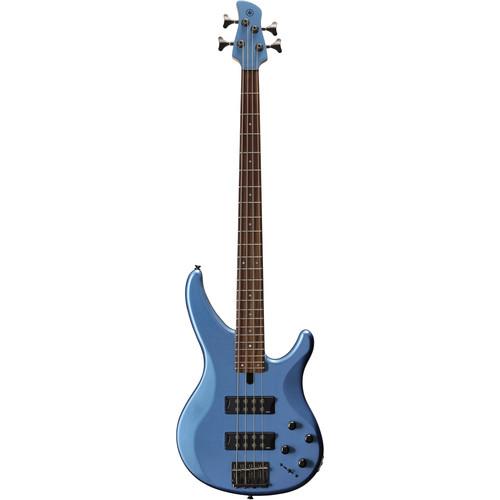 Yamaha TRBX304 300 Series Electric Bass (Factory Blue)