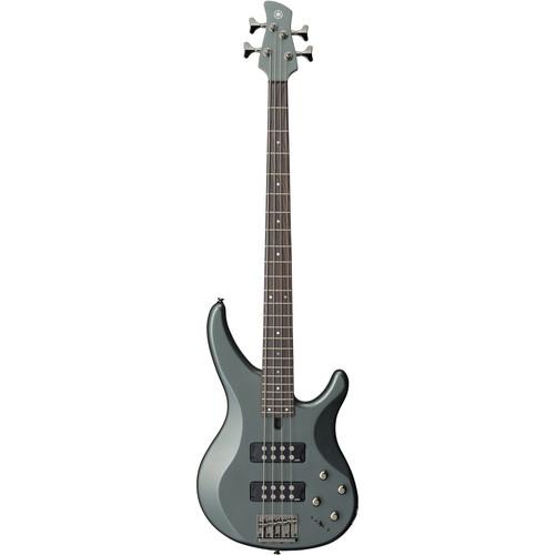 Yamaha TRBX304 4-String Electric Bass (Mist Green)