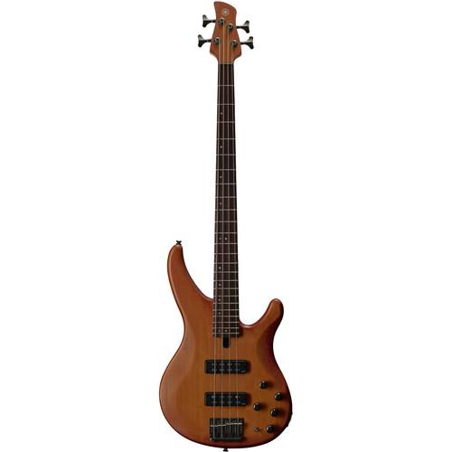 Yamaha TRBX504 500 Series Electric Bass (Brick Burst)