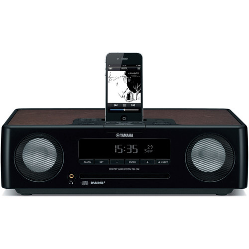 Yamaha TSX-132 Desktop Audio System (Black)
