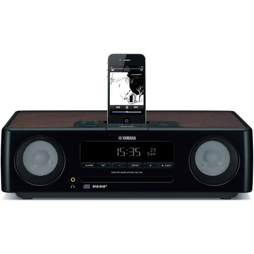 Yamaha TSX-132 Desktop Audio System (Black)