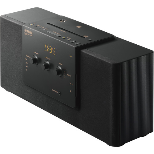 Yamaha TSX-B141 Desktop Audio System (Black)