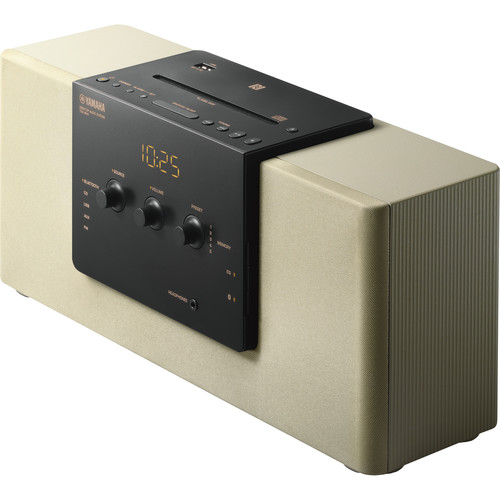 Yamaha TSX-B141 Desktop Audio System (Champagne Gold)