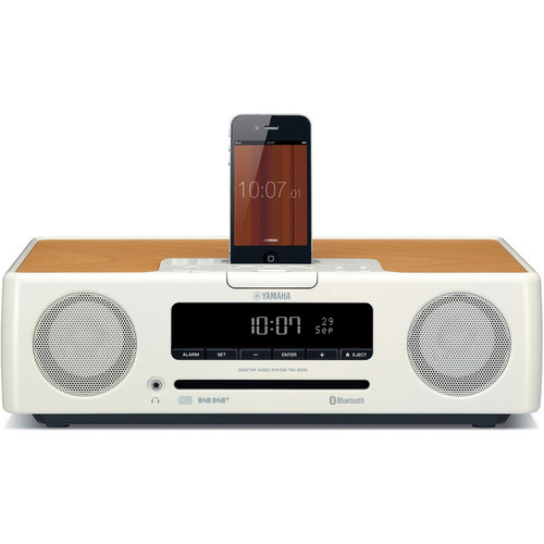 Yamaha TSX-B232 Desktop Audio System (White)