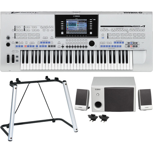 Yamaha Tyros4 Arranger Workstation Keyboard Kit