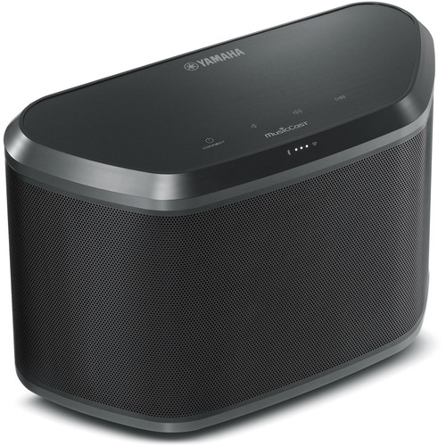 Yamaha WX-030 MusicCast Wireless Speaker (Black)
