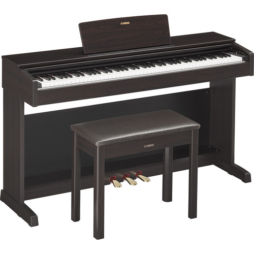 Yamaha Arius YDP-143R Digital Piano with Bench (Dark Rosewood)