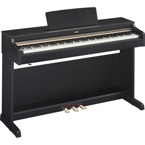 Yamaha YDP-162 Arius 88-Key Digital Piano (Black Walnut)