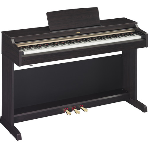 Yamaha YDP-162 Arius 88-Key Digital Piano (Dark Rosewood)