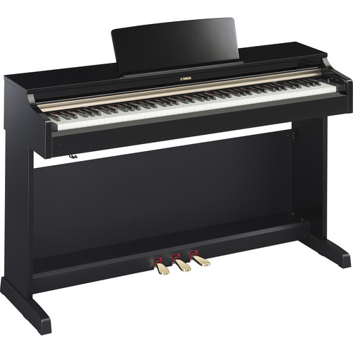 Yamaha Arius YDP-162PE - Digital Piano (Polished Ebony)