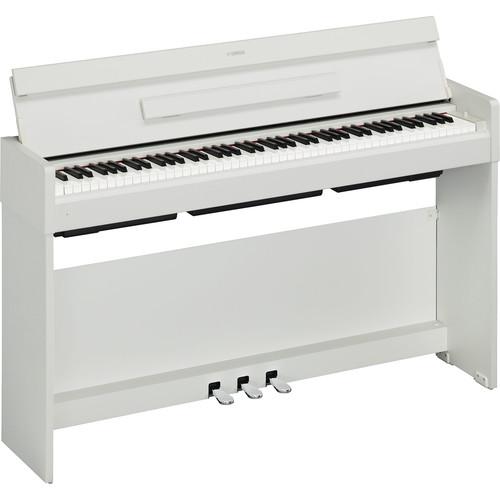 Yamaha Arius YDP-S34 Digital Piano (White Walnut)