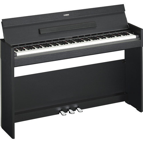 Yamaha Arius YDP-S52 88-Weighted Key Digital Console Piano (Black)