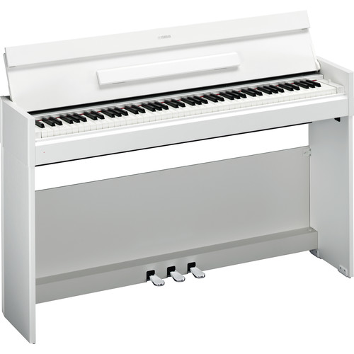 Yamaha Arius YDP-S52 88-Weighted Key Digital Console Piano (White)