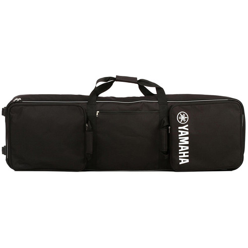 Yamaha Zippered Padded Bag with Wheels for MOX8/MX88 Synthesizer