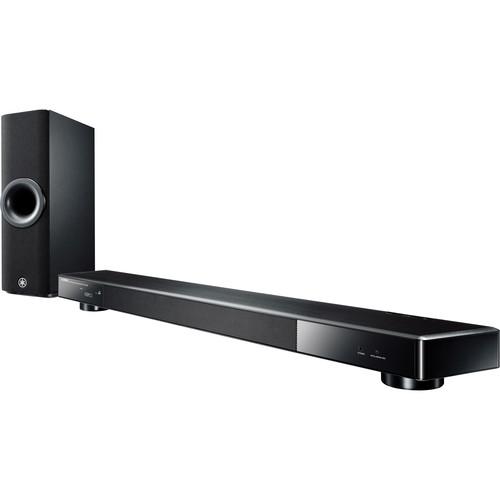 yamaha ysp 2500 162w 7 1 channel soundbar system ysp. Black Bedroom Furniture Sets. Home Design Ideas