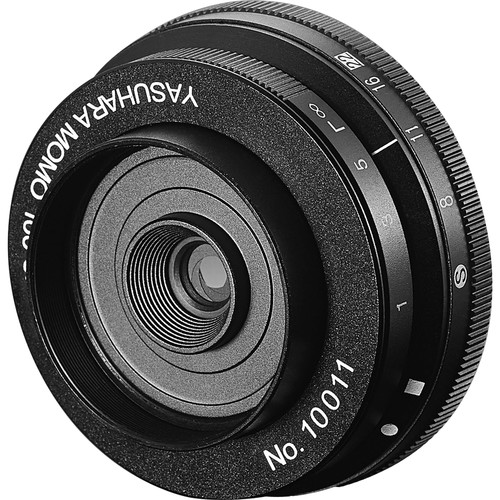 Yasuhara Momo 100 43mm f/6.4 Soft Focus Lens for Nikon F