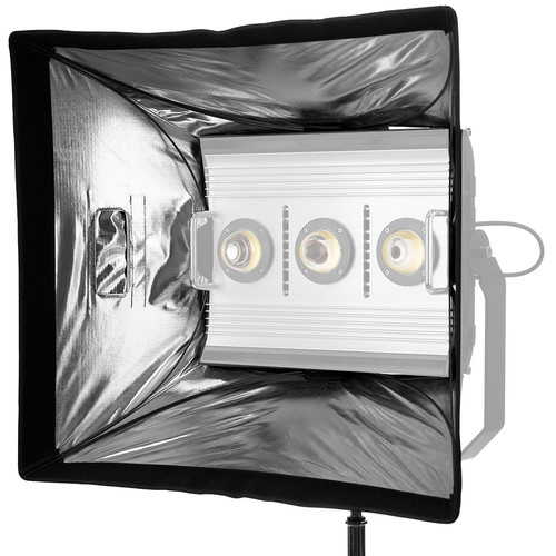 YeGrin Softbox with Fabric Louver for Punch AR-300X Hi-Power LED Panel
