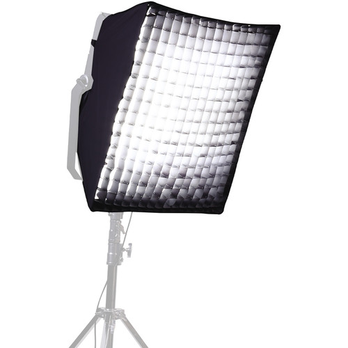YeGrin Softbox with Fabric Louver for Punch AR-800X Hi-Power LED Panel